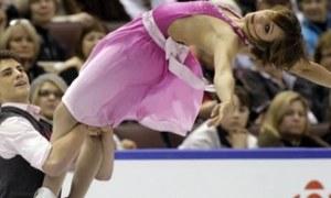 Những vũ điệu đẹp trên băng