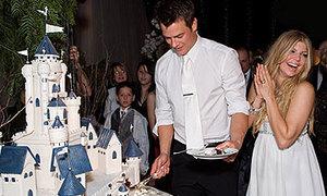 Đám cưới cổ tích của ca sĩ Fergie