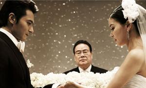 Hạnh phúc khi làm vợ Jang Dong Gun