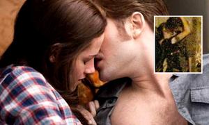 Sao 'Nhật thực' bị bắt gặp hôn say đắm