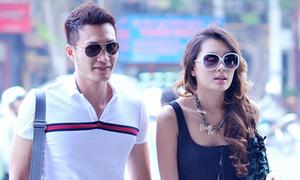 Lan Hương, Quang Thịnh đi thi Người mẫu châu Á