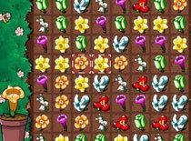 Thu hoạch hoa trái bốn mùa