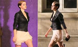 Emma Watson sành điệu và quyến rũ