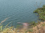 Nghi án giết người vứt xác xuống hồ