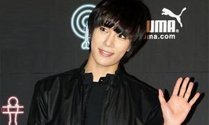 Park Jung Min trang điểm như con gái
