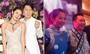 Đám cưới bí mật của sao Hoa ngữ