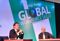 Language Link tổ chức 'Global workforce skills'