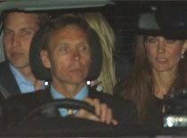 William - Kate tới buổi diễn tập đám cưới