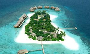 Maldives, thiên đường của tình yêu