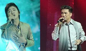 Mr.Đàm hát với con trai Hoài Linh