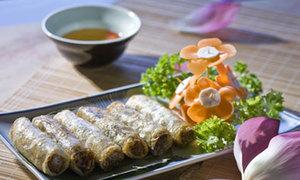 Hương vị cội nguồn Việt tại Ao Ta
