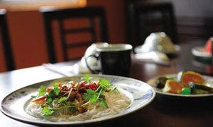Món ăn Việt đậm đà tại Ao Ta