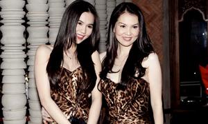 Ngọc Trinh, Kim Thoa như chị em
