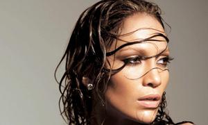 Gợi cảm cùng xu hướng tóc ướt 2012