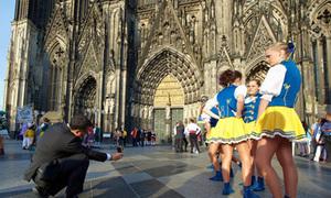 Sự bí ẩn của nhà thờ Cologne