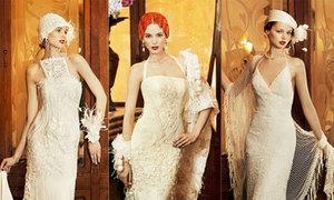 Váy cưới cổ điển cho nàng thêm quý phái