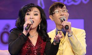 Long Nhật tái ngộ Hương Lan trong minishow