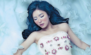 'Công chúa tuyết' Shin Se Kyung