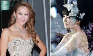 10 cô dâu xinh đẹp làng giải trí Hoa ngữ 2011