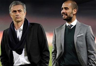 Mourinho - Guardiola, bộ đôi thú vị của El Clasico