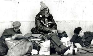 Người vô gia cư làm hướng dẫn viên du lịch