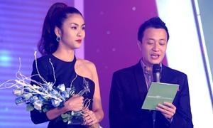 Clip các nghệ sĩ đoạt giải 'Ngôi sao của năm'