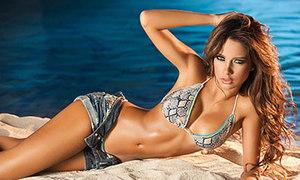 Mỹ nhân Colombia nóng bỏng với bikini
