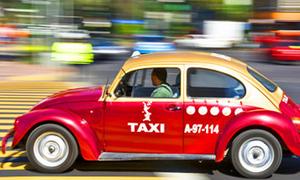 10 kiểu xe taxi đặc biệt và thú vị