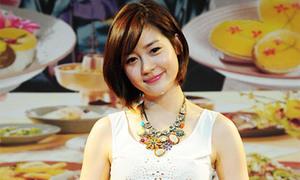 'Công chúa tuyết' Sung Yuri ngắn hết cỡ