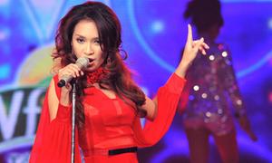 Người mẫu Ái Phương chính thức làm ca sĩ