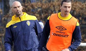 Ibrahimovic gieo đại họa cho đồng đội