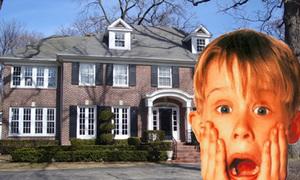 Nhà 1,6 triệu USD trong phim 'Ở nhà một mình'