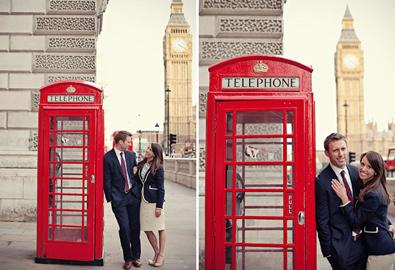 Lãng mạn ở London