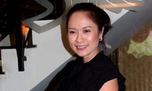 Thanh Thúy giảm cân để đóng phim mới