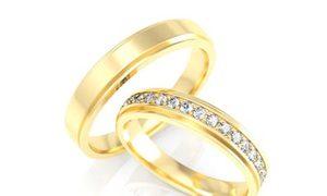 Nhẫn cưới 'Chàng và Nàng'