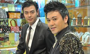 Hai anh em Phan Anh, Tuấn Tú làm bầu sô