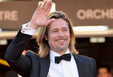 Brad Pitt lãng tử tại Cannes