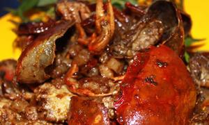 Những món ăn ngon được chế biến từ cua đồng