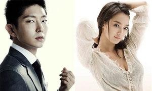 Lee Jun Ki háo hức đóng cảnh lãng mạn với Shin Min Ah