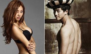 Những thân hình sexy nhất xứ Hàn