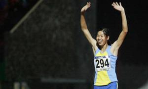 Dương Thị Việt Anh xuất thần, giành vé Olympic