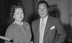 Những ông vua Việt 'say' gái Tây