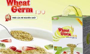 Wheat germ - dinh dưỡng từ thiên nhiên