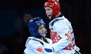 Chu Hoàng Diệu Linh thua đậm ở Olympic