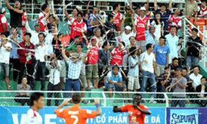 Sài Gòn Xuân Thành để khán giả vào sân tự do
