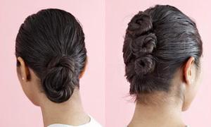 Làm điệu với 3 kiểu tóc ướt