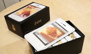 Những sản phẩm lấy cảm hứng từ 'Trái táo cắn dở'