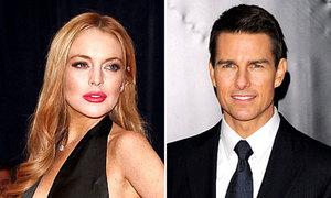 Lindsay phủ nhận được tuyển làm vợ Tom Cruise
