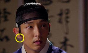 Sạn đầy rẫy trong phim mới của Lee Jun Ki