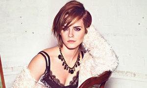Emma Watson gợi cảm khác lạ